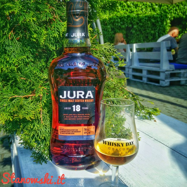 Jura 18 Year Old - Cracow Whisky Day 2019