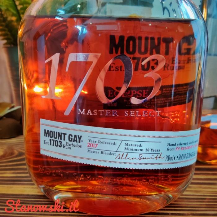 Mount Gay 1703