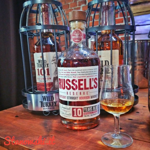 Russell's Reserve 10 Year Old Kentucky Straight Bourbon Whiskey