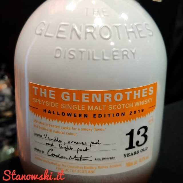 Glenrothes 13 Year Old Halloween Edition 2019