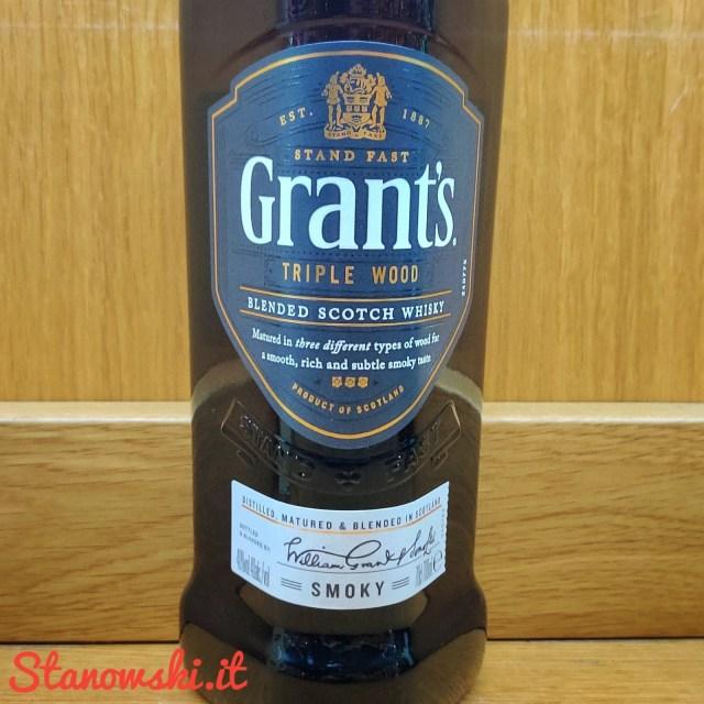 Grant's Smoky Whisky