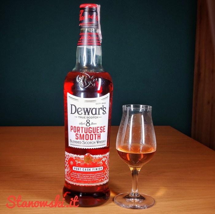 Dewar's 8 Portuguese Smooth Port Cask Finish