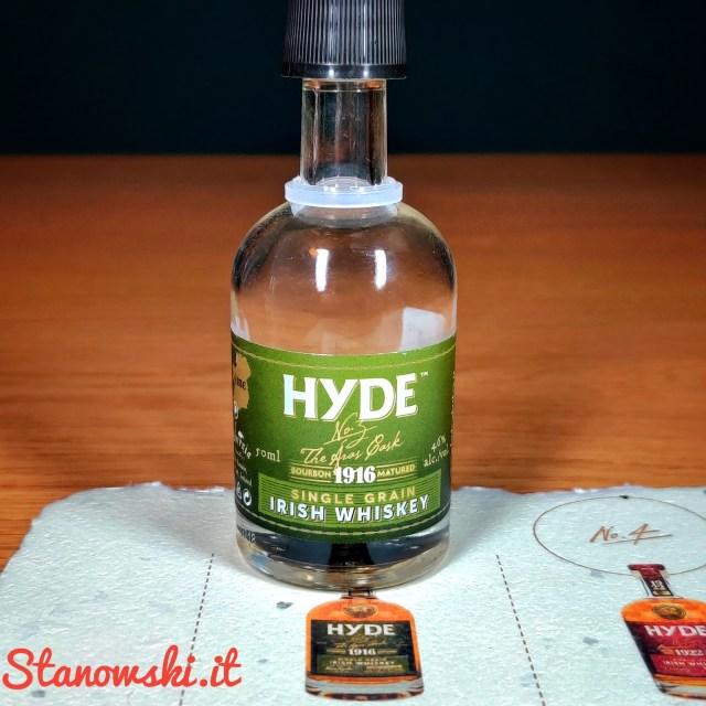 Hyde No. 3 The Aras Cask 1916 Hyde Irish Whiskey