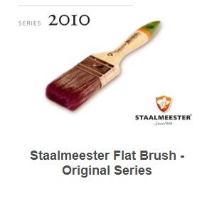 Staalmeester Brush – Flat