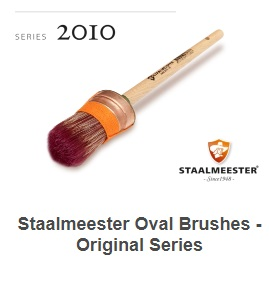 Staalmeester Brush – Oval