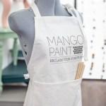 Mango Paint Apron