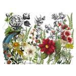 Midnight Garden (24″x33″)