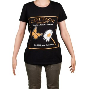 Cottage Paint Women's T-Shirt