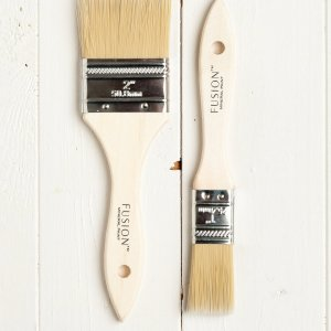 Fusion Mineral Paint Synthetic Flat Brush