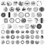 Knob Art Stamp