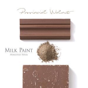 Provincial Walnut Milk Paint Stain