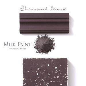 Pacific Redwood Milk Paint Stain