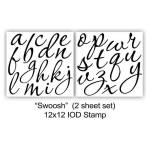 Swoosh Stamp (2 Sheets)