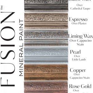 Fusion Furniture Wax – Metallic