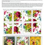 Wall Flower (Pad 12×16)