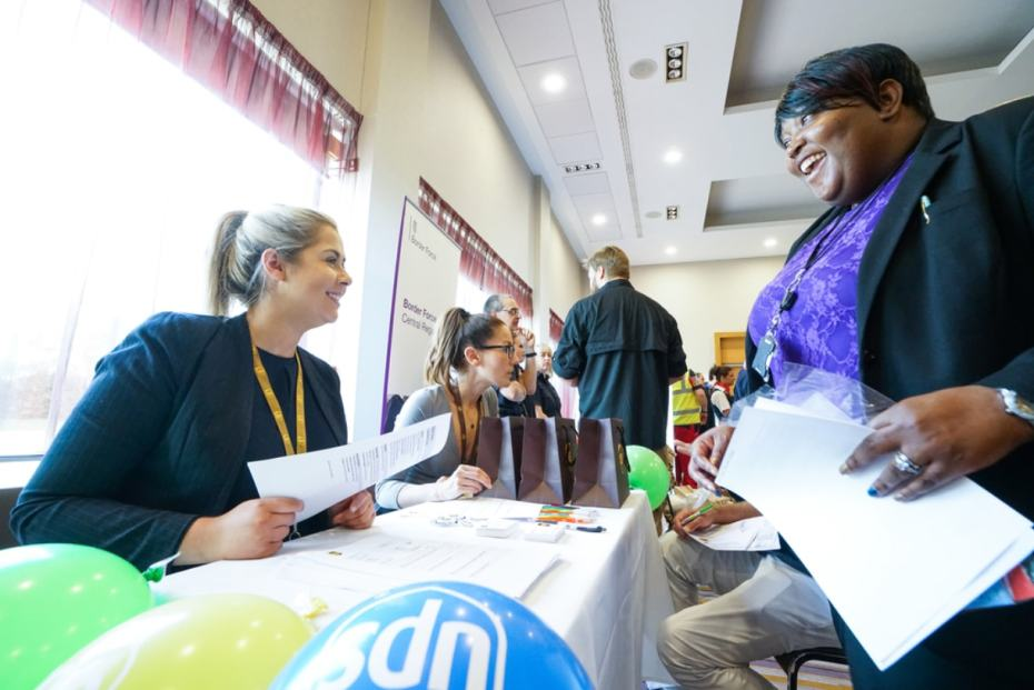 Stansted Airport Jobs Fair
