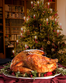 Christmas Free Range Bronze Turkey