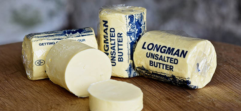 Longman's Unsalted Butter