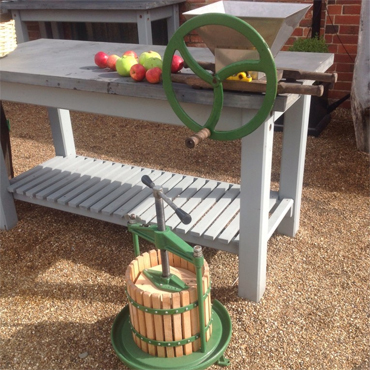 apple press for hire