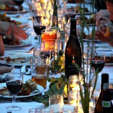 Farmshop Seasonal Supper