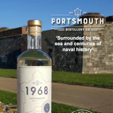 Portsmouth Distillery Rum