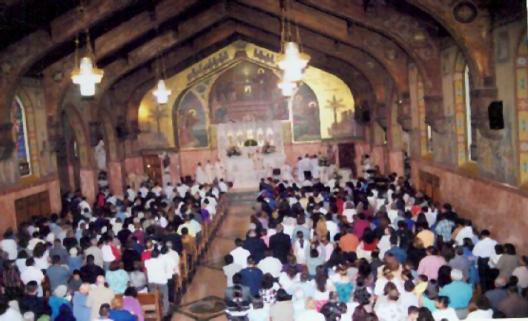 centenial mass