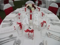 Table setting ideas | Stanthorpe Wedding Planner