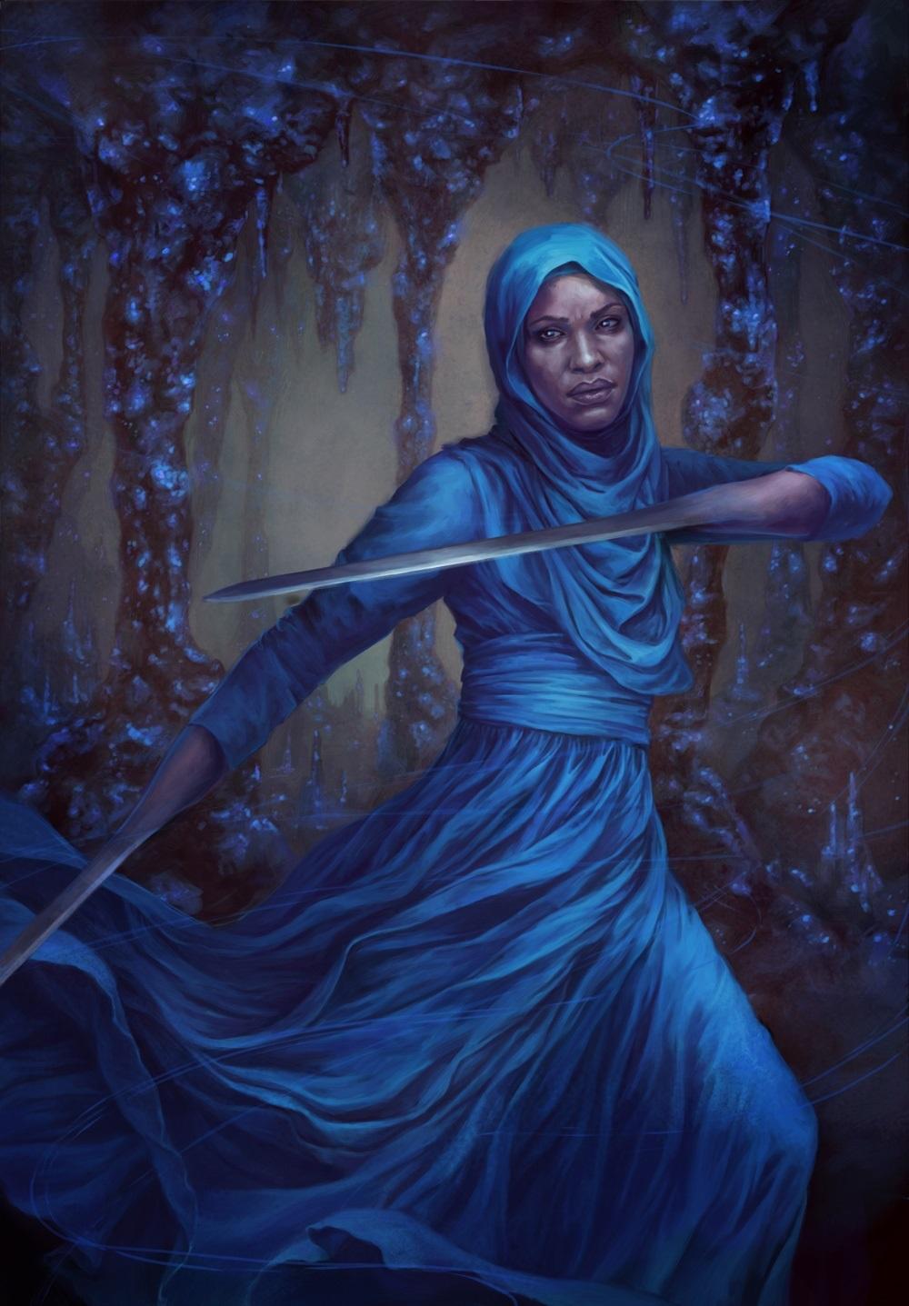 Meet a Time-Traveling, Shapeshifting Hijabi Defender of Humanity