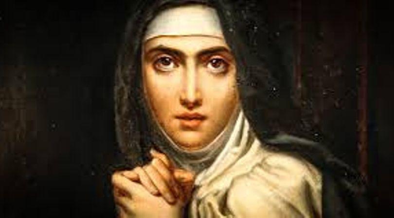 Portrait of Teresa of Avila