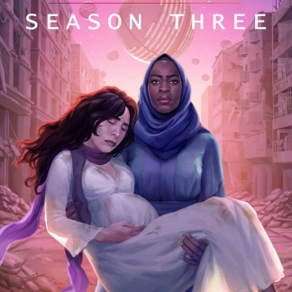 Book Cover: Ansible Season 3