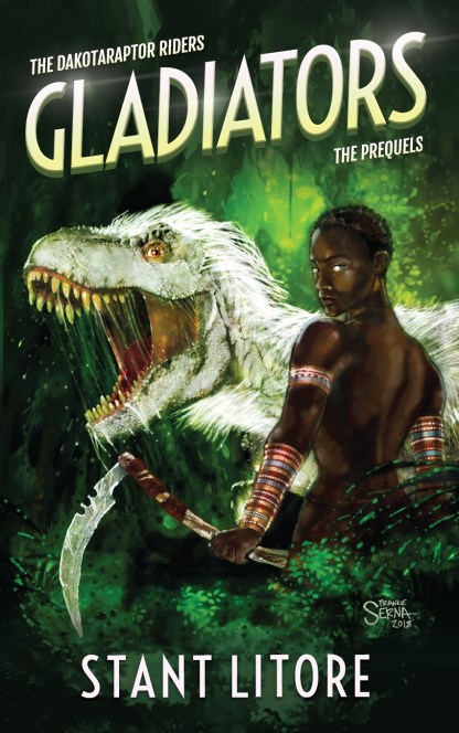 Book Cover: Gladiators