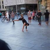 Breakdance sequence Barcelona 2