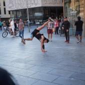 Breakdance sequence Barcelona 3