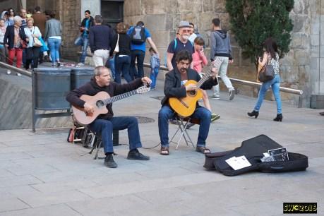 Guitarists Barcelona
