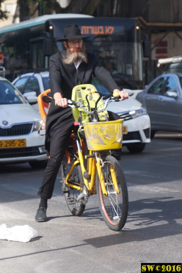 Yellow Bike 1