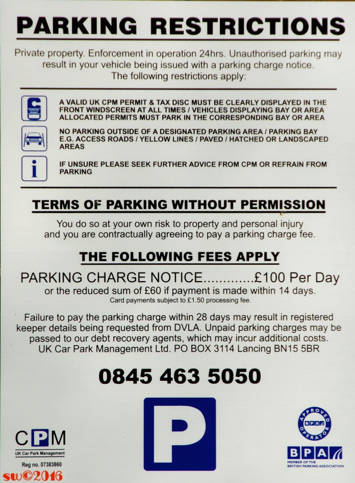 CPM Parking