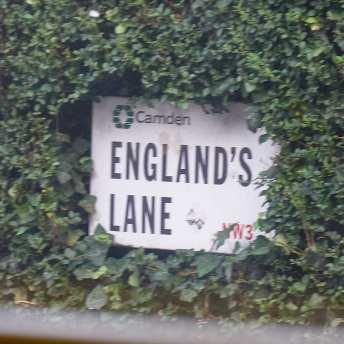 Englands Lane 1