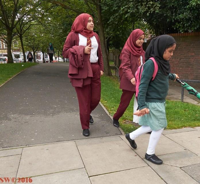 School uniform, EEnd 1