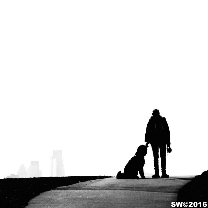Woman & Dog, Primrose