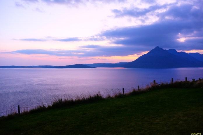 Elgol post-sunset