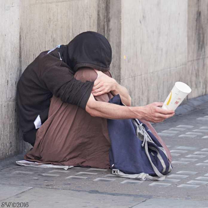 begging-regent-street