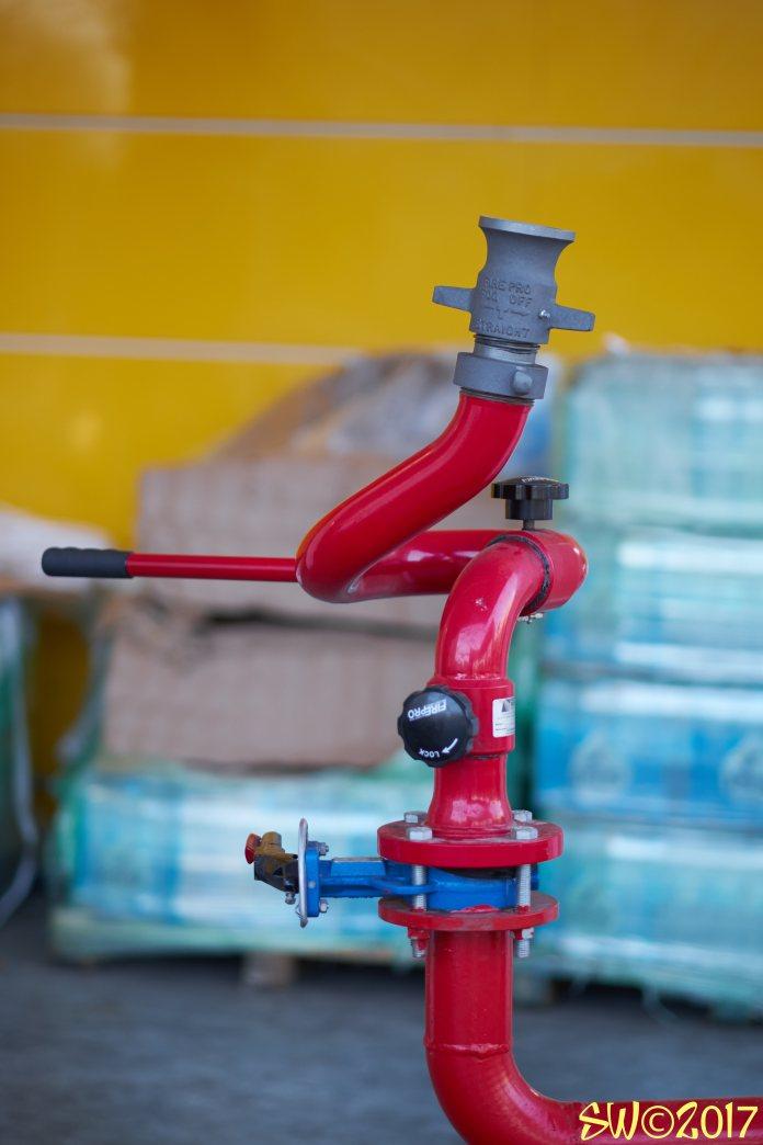 bent-hydrant