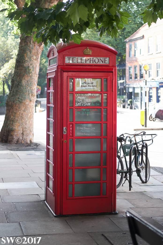 Telephone café (closed)