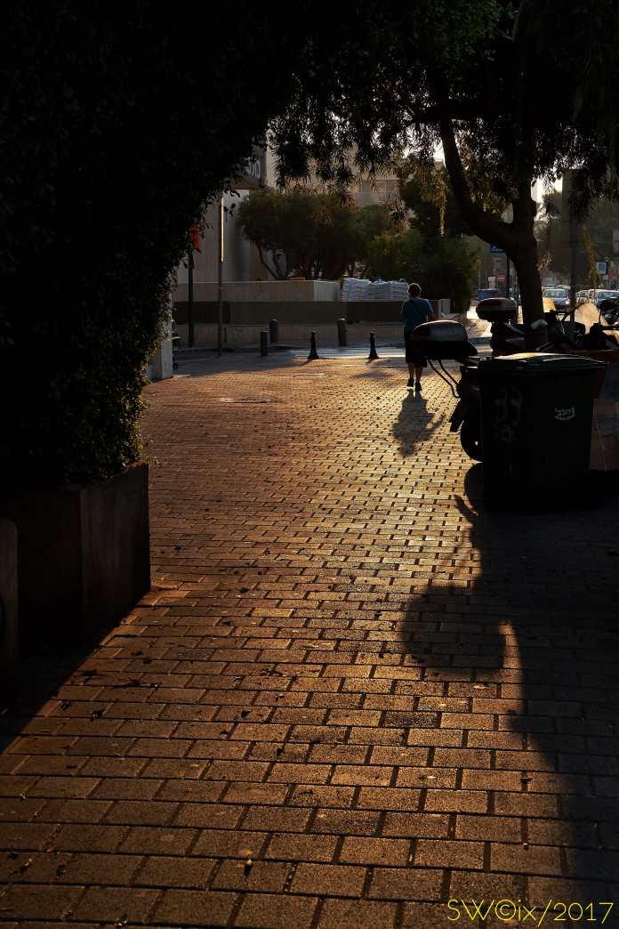 Early morning, Basel Street