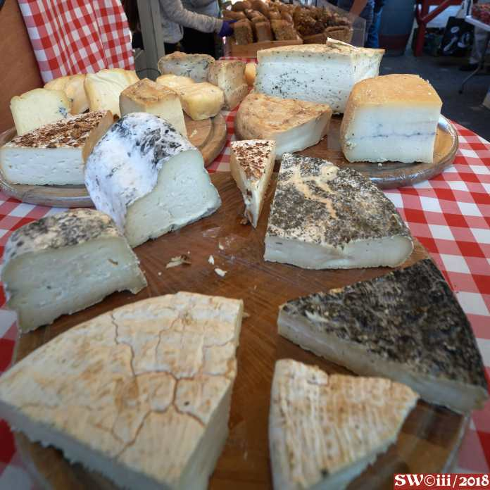 Goats' cheese