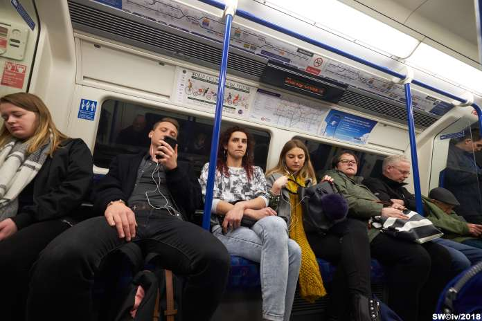 In the Tube