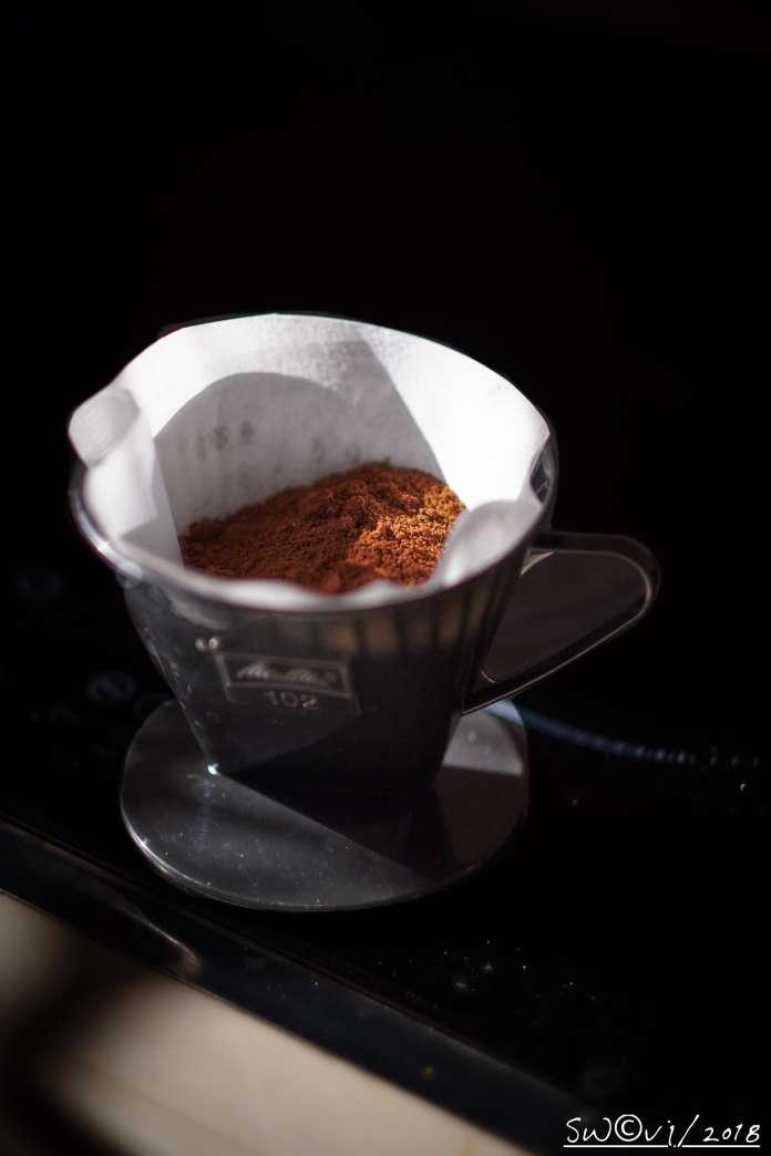 Ground coffee 3