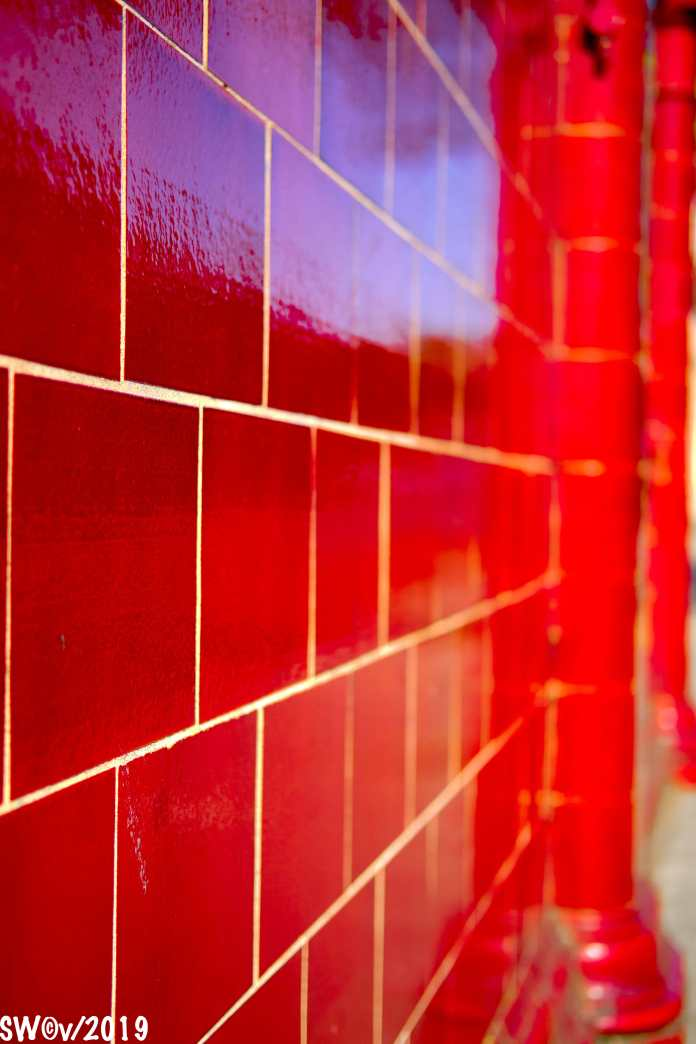 Chalk Farm tiles