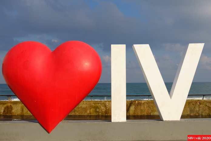 I love V