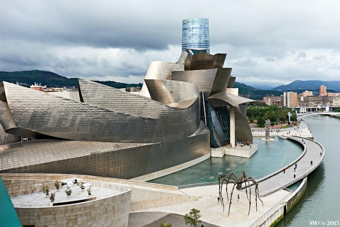Gehry's ship 1